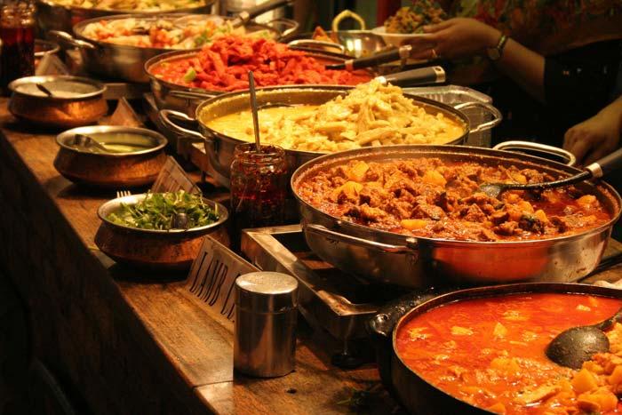 Местная кухня ОАЭ