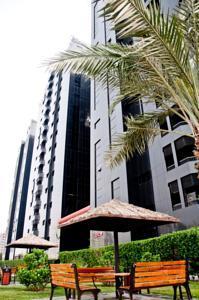 Рамада отель Аджман