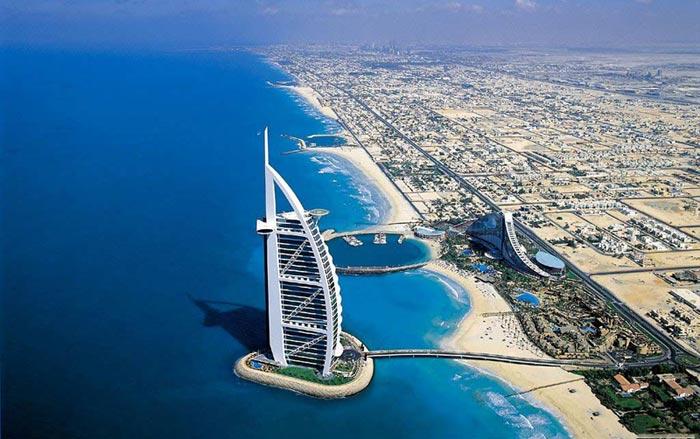 Сезон отдыха в ОАЭ