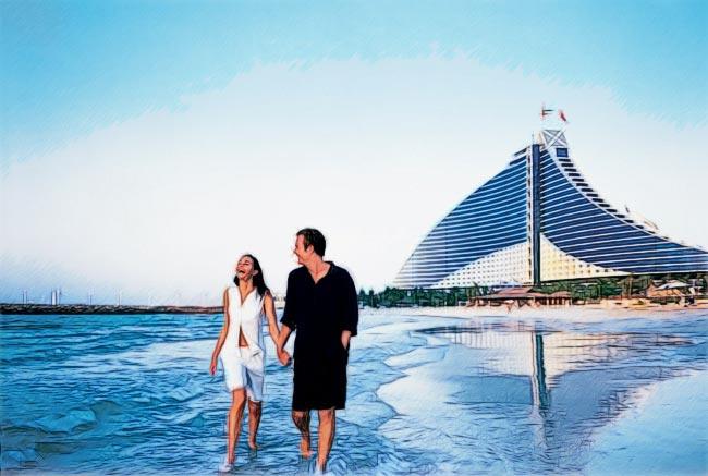 Как правильно одеваться в ОАЭ туристам