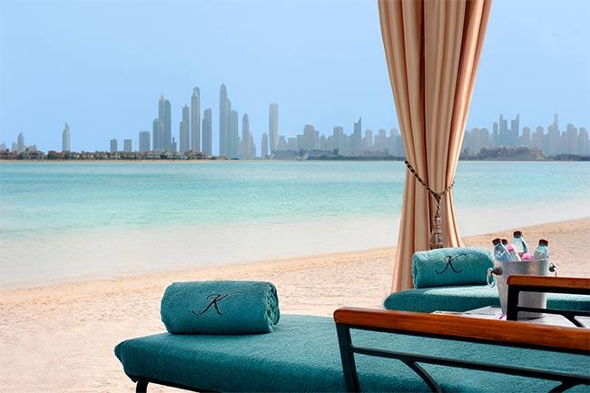 Пляжи Дубая — лучшие пляжи в Дубае