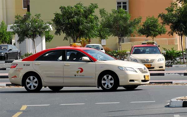 Такси в Дубае — тарифы на проезд