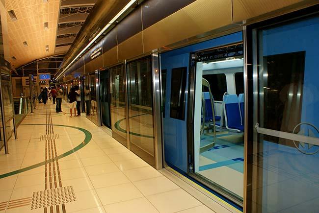 Метро Дубая — стоимость проезда и станции метро