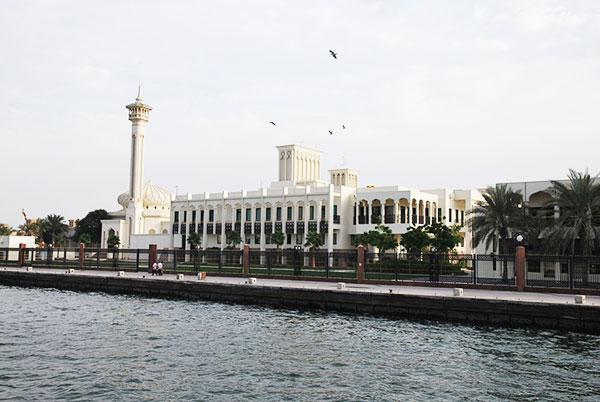 Дворец Шейха Саида