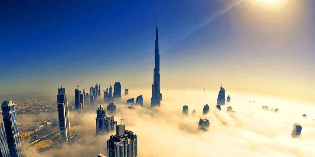 5 самых привлекательных для туристов мест в ОАЭ