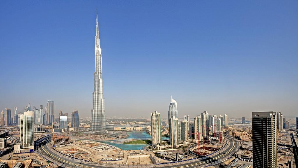 Какой страны является столицей Дубай