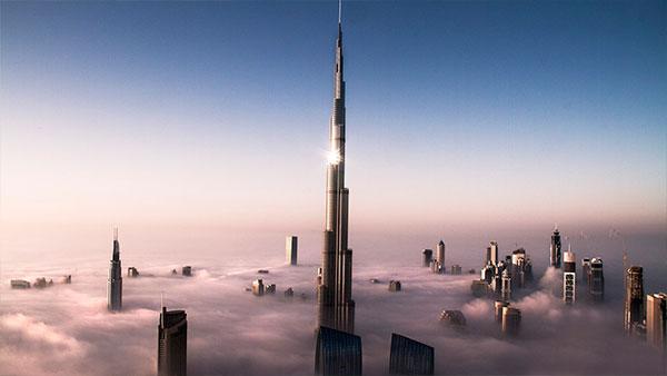 Развлечения в Дубае