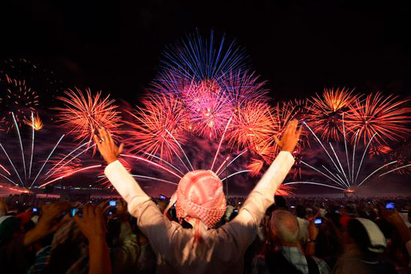 Праздники и фестивали в ОАЭ